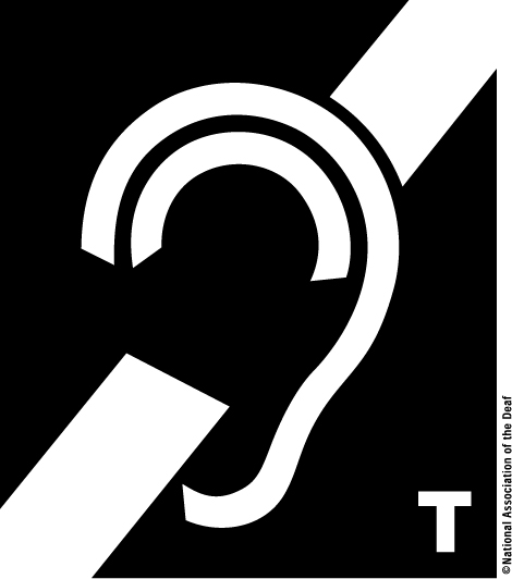 Icon for Hearing Loop