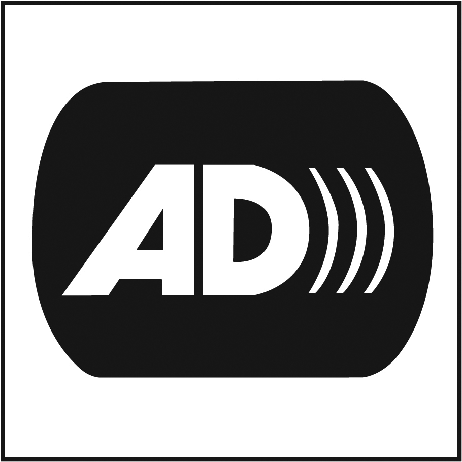 Icon for audio description